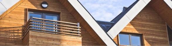 Maison à ossature bois Rouen